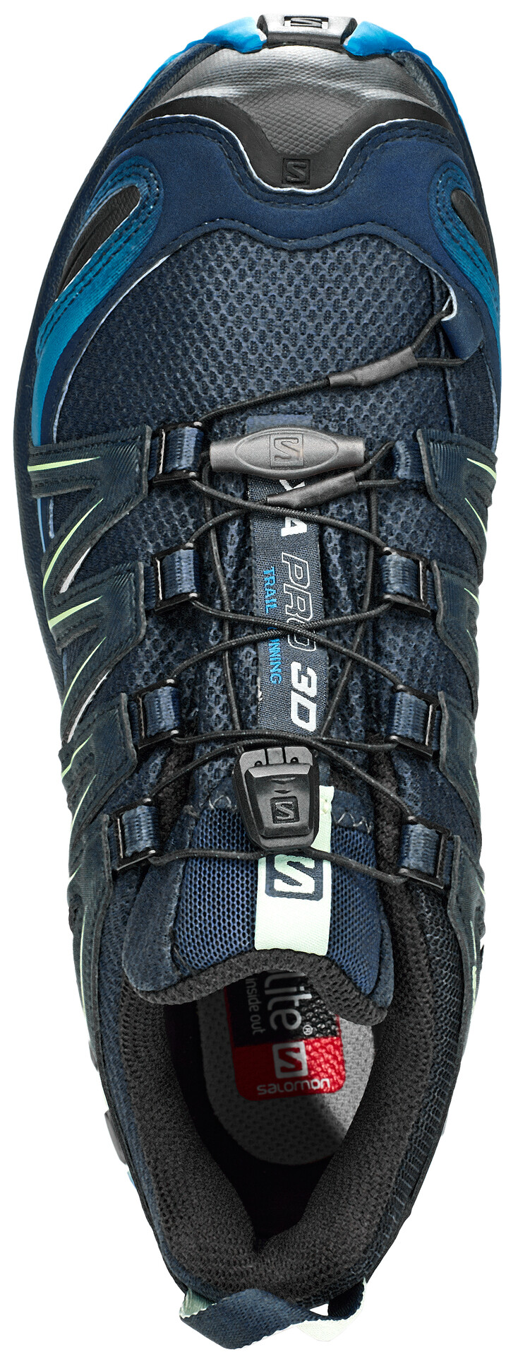 Salomon XA Pro 3D GTX Sko Damer, navy blazerlyons bluespruce stone